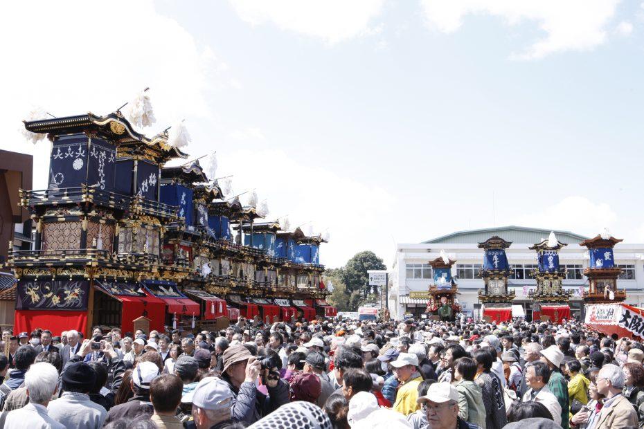 夜車山に心奪われる日本のお祭り「犬山祭」が4月2日(土)3日(日)に開催 - X2O8902 930x620