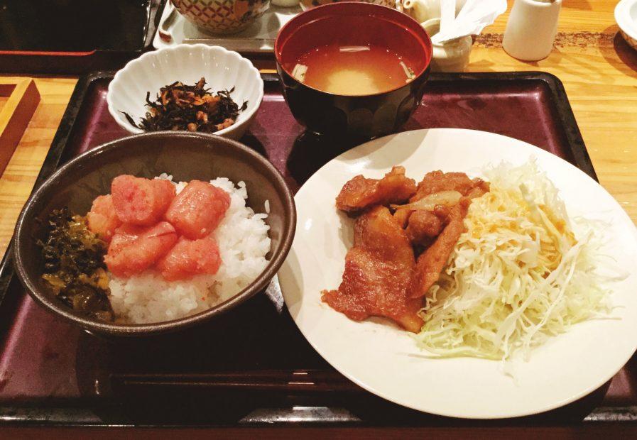 【名古屋駅・栄】明太子、高菜、ご飯食べ放題!博多もつ鍋「やまや」のお得なランチ_2