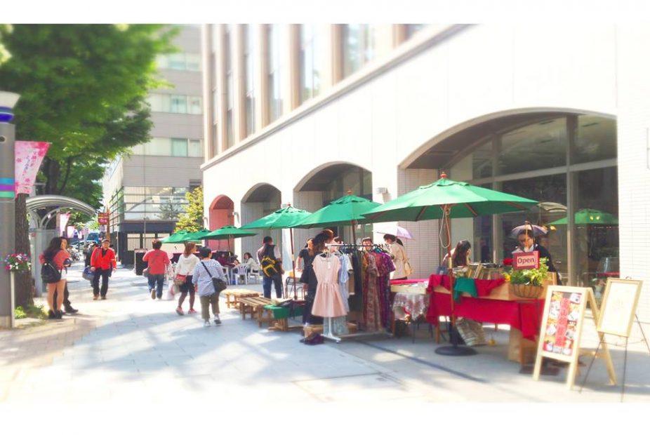 心を豊かに満たす美味しいお買い物に出かけよう。「ナヤマルシェ」4月23日開催