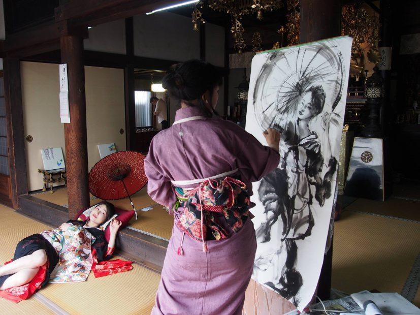 街中がアートで溢れる!津島市の「津島つむぎまちアート化計画」 - 12967361 1093232727413484 43197048754107386 o 827x620