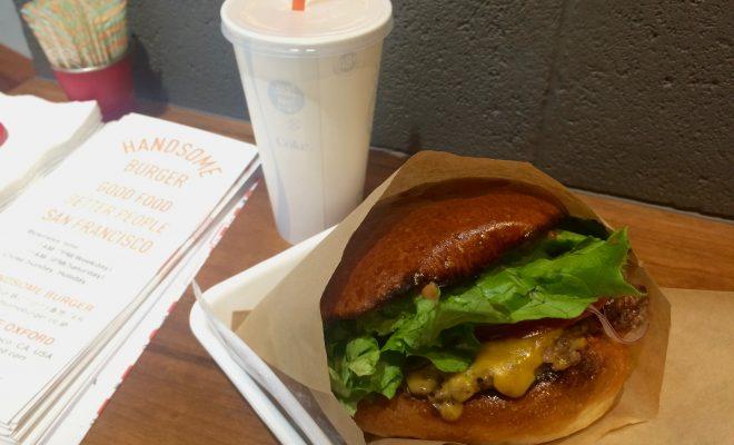 伏見地下街にある大人気のハンバーガー専門店「HANDSOME BURGER」 - IMG 7684 1 660x400