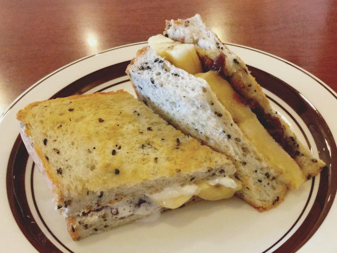 毎月8日、月替わりの小倉トーストが楽しめる喫茶店!「珈琲 門」
