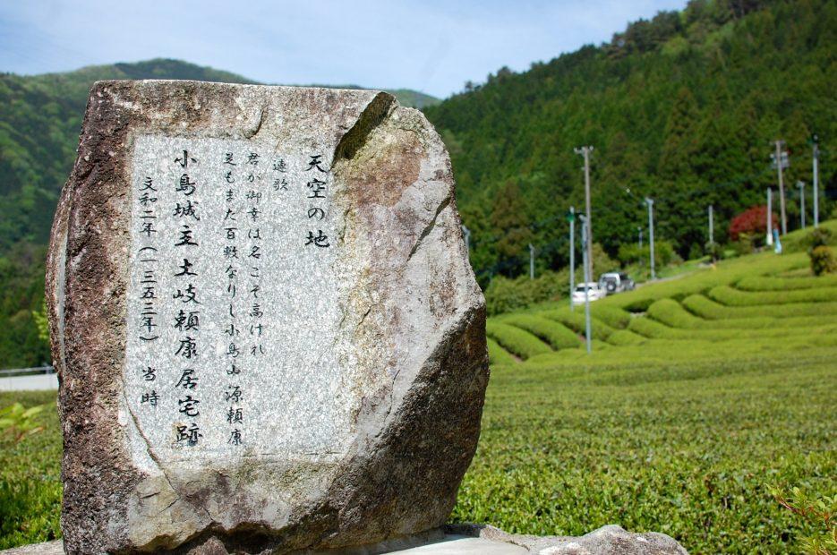 岐阜のマチュピチュ!「天空の茶畑」がある揖斐川町上ヶ流の絶景スポット - DSC 0663 935x620