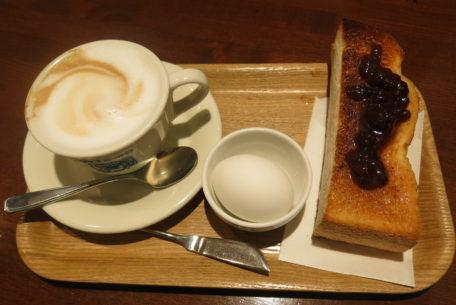 お手頃価格で名古屋文化とモーニングを楽しめる!伏見「cafe DAPHNE」