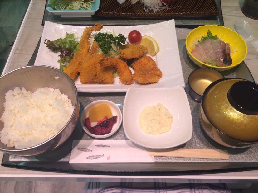 柳橋中央市場のSeaDining TERUTERUで豊浜港の地魚を味わおう - 80115.LINE  827x620