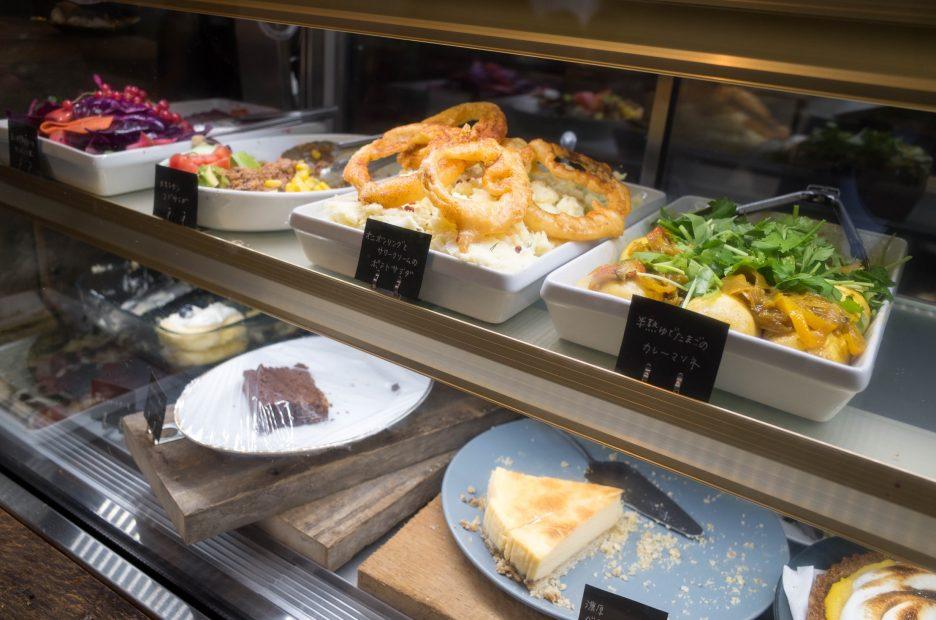 【閉店】美味しい野菜に心満たされる。栄・デリ「Laugh &」で幸せランチしよう - img3 936x620