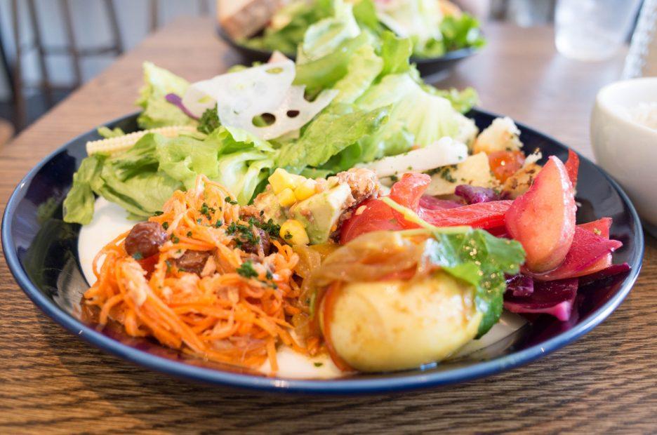 【閉店】美味しい野菜に心満たされる。栄・デリ「Laugh &」で幸せランチしよう - img9 1 936x620