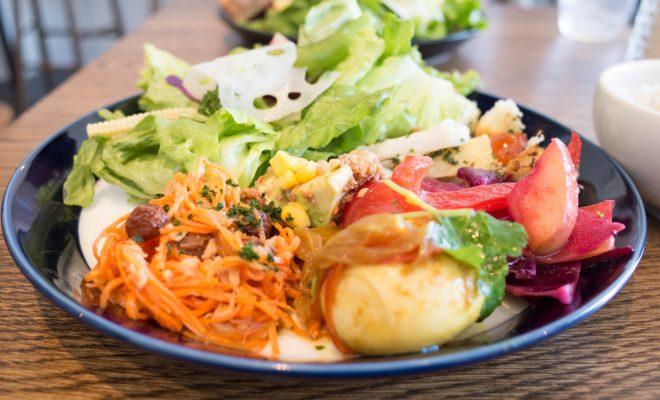 美味しい野菜に心満たされる。栄・デリ「Laugh &」で幸せランチしよう - img9 660x400