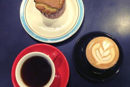 暮らしにコーヒーと穏やかな時間を。伏見「MITTS COFFEE STAND」