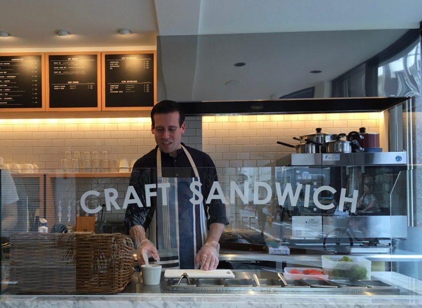 店長はフランス人!今池にサンドウィッチ専門店「Craft Sandwich」がオープン! - IMG 7438 1 848x620