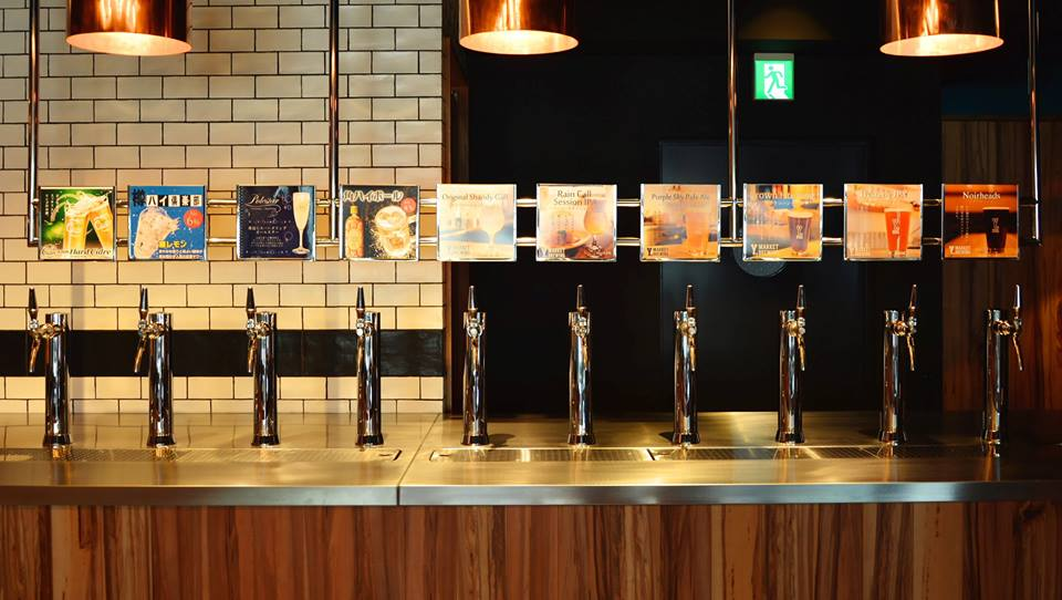 ビール好きに朗報!クラフトビール飲み放題のBBQレストラン「柳橋TERRACE」 - beersarber02