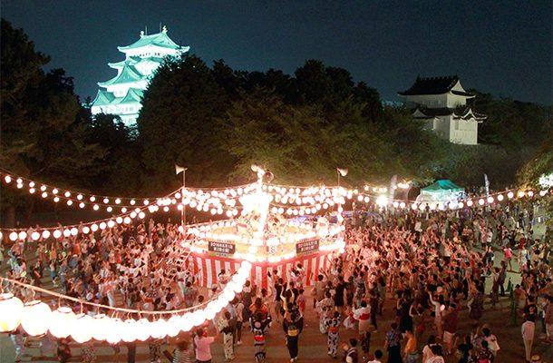 花火にライブ、個性豊かな仕掛けが盛りだくさん!2016年夏名古屋の夏祭り4選 - bong odori 610x400