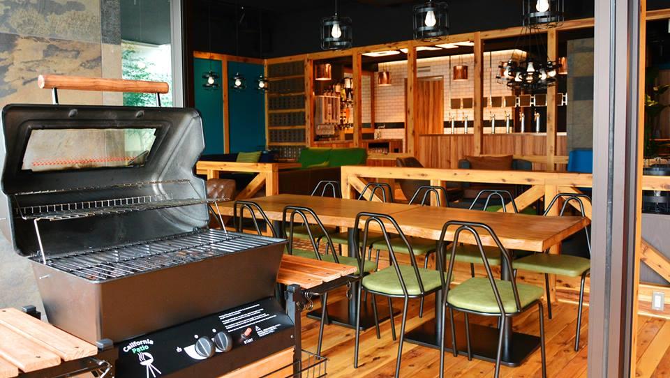 ビール好きに朗報!クラフトビール飲み放題のBBQレストラン「柳橋TERRACE」 - shop01