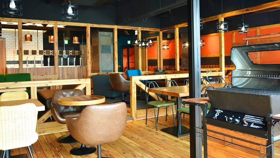 ビール好きに朗報!クラフトビール飲み放題のBBQレストラン「柳橋TERRACE」 - shop02