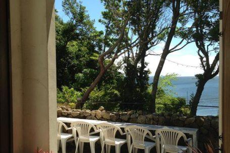 旬の果物を使ったパフェが大人気!美浜町の海が見れるカフェ「フレベール ラデュ」