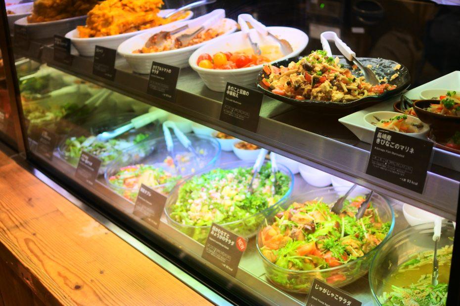 名駅から徒歩5分で栄養たっぷりデリランチ!「Cafe&Meal MUJI」 - DSC 0643 930x620