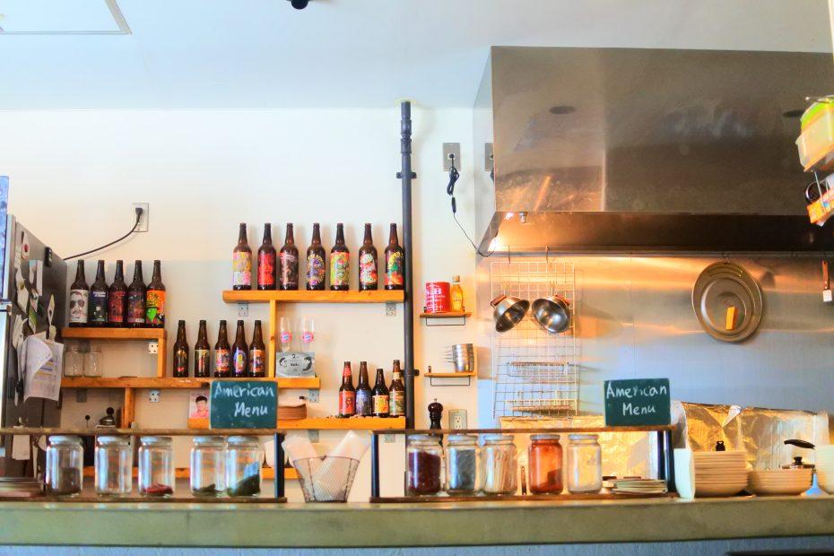 昼過ぎにクラフトビールと贅沢ハンバーガーを堪能。伏見「BRICK LANE」 - DSC 0722 1 930x620