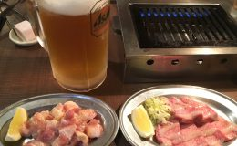 名駅、伏見駅から徒歩8分!ビール片手に焼肉を食べるなら堀川沿いの焼肉店「納屋橋ホルモン」 - S  12754947 260x160