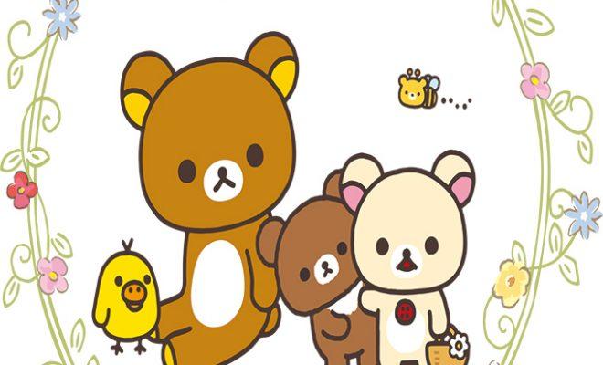 名古屋パルコに初上陸!「リラックマカフェ in はちみつの森」8月25日から - cafenagoya 14 660x400