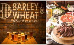常時15種類の国産クラフトビールが楽しめる!栄「BARLEY WHEAT」 - d20690 1 418928 1 260x160