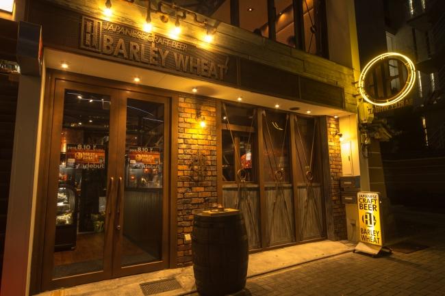 【閉店】常時15種類の国産クラフトビールが楽しめる!栄「BARLEY WHEAT」 - d20690 1 835585 10