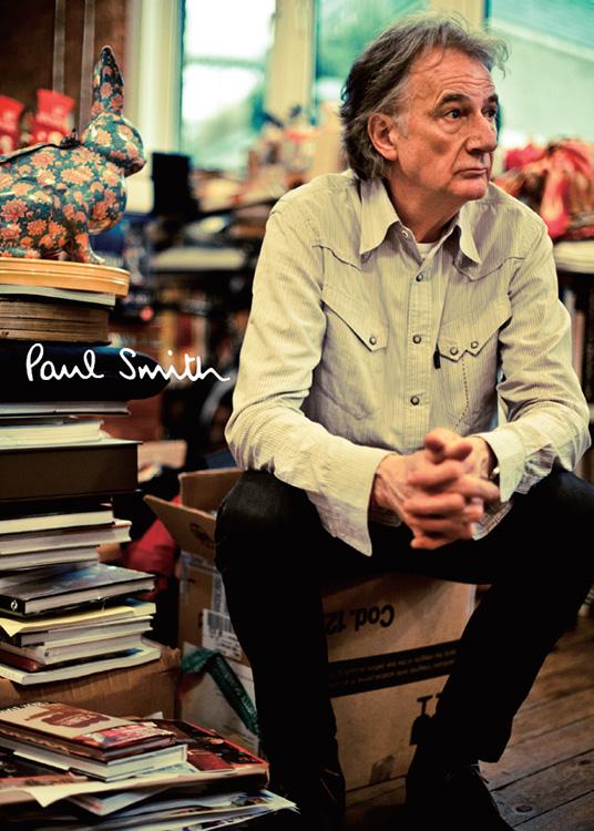 名古屋初開催!世界的ブランド「ポール・スミス展」10月16日(日)まで - highlight p01