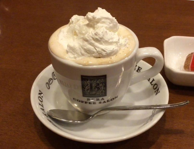 名古屋の愛され喫茶店!名物「ウインナーコーヒー」で有名な「べら珈琲」 - image 806x620