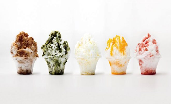 オトナの究極かき氷今年も登場!名古屋パルコ「ミルク&ハニー」8月21日まで - kakigoori popup7 660x400