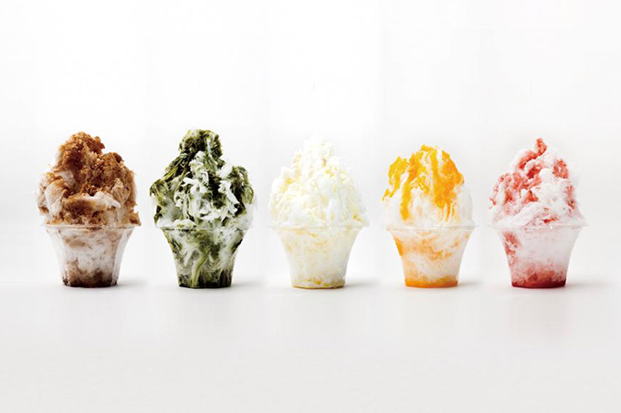 オトナの究極かき氷今年も登場!名古屋パルコ「ミルク&ハニー」8月21日まで