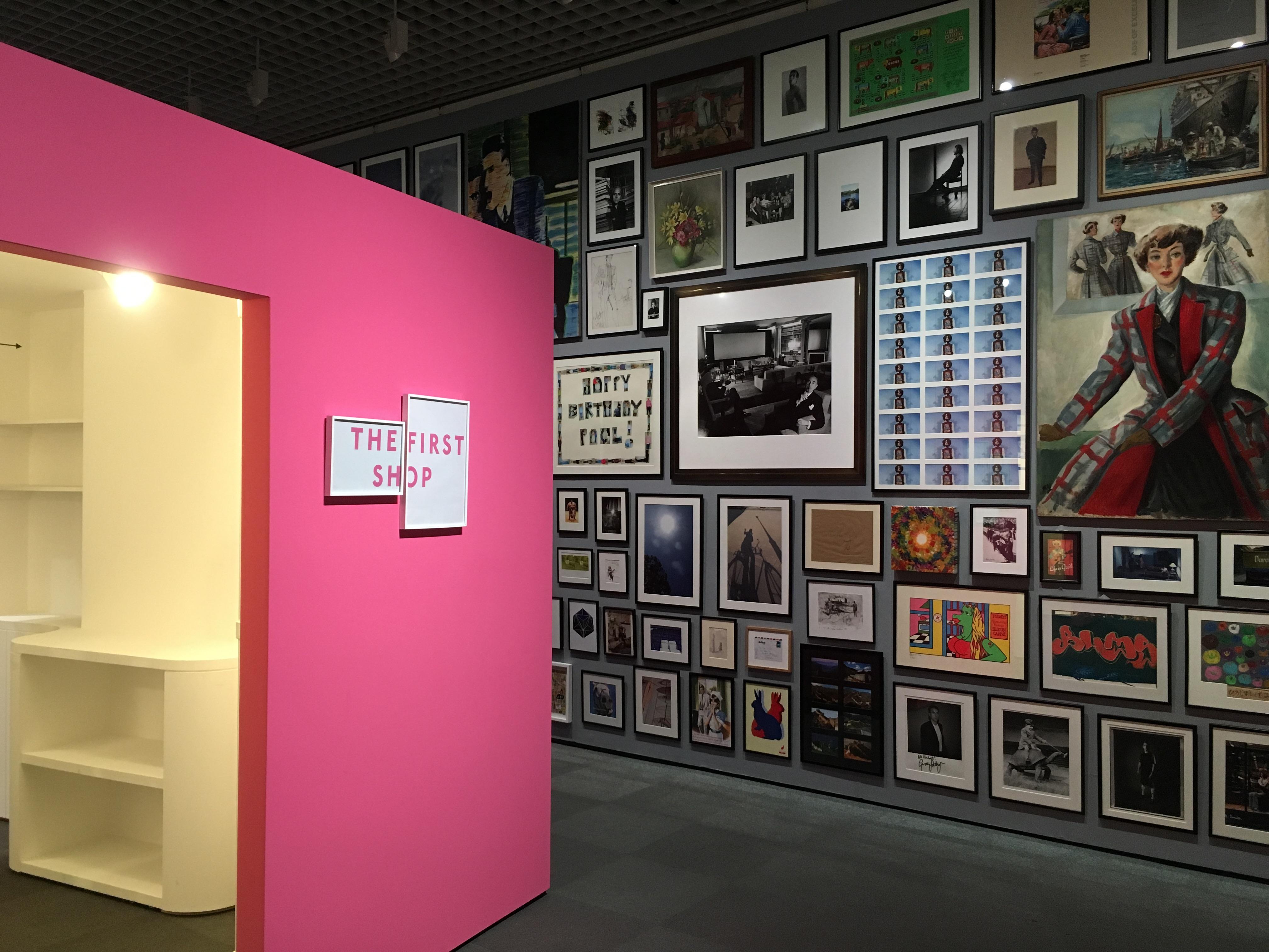 カラフルな作品と展示に心躍る!「ポール・スミス展」 in 名古屋体験レポート - 2332cc98dc8056fca201e6c7da1fcd33