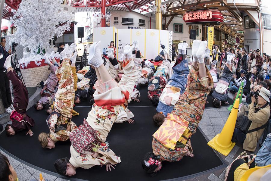 名古屋の伝統芸能を街中で楽しめる!「やっとかめ文化祭2016」10月29日から