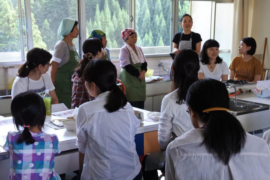 食に歴史に大満足!「山県でまなぶ、おばあちゃんの郷土料理」に参加してきました - DSC 0120 930x620