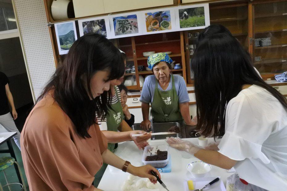 食に歴史に大満足!「山県でまなぶ、おばあちゃんの郷土料理」に参加してきました - DSC 0158 930x620