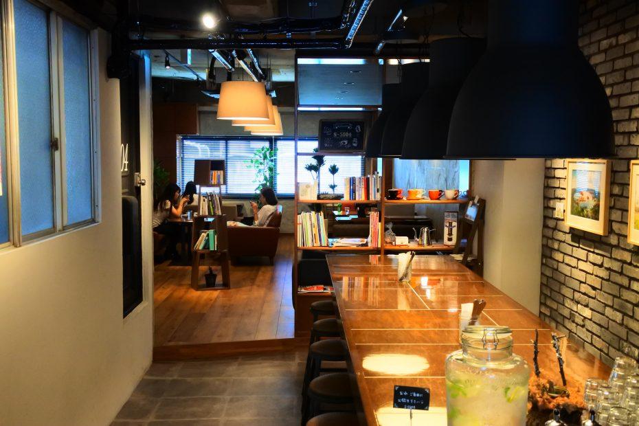 賑やかな栄近くのおしゃれ空間でスロウな時間を過ごす。カフェ「S-5104」 - DSC 0773 930x620