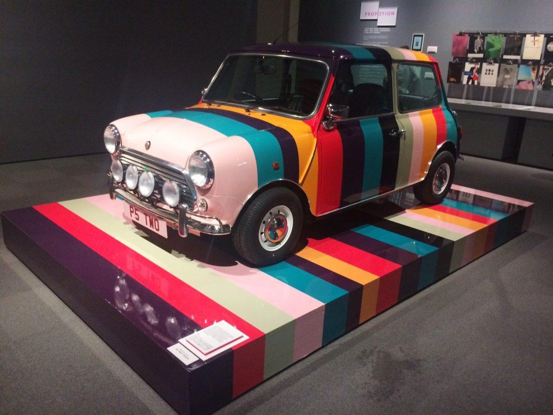 カラフルな作品と展示に心躍る!「ポール・スミス展」 in 名古屋体験レポート