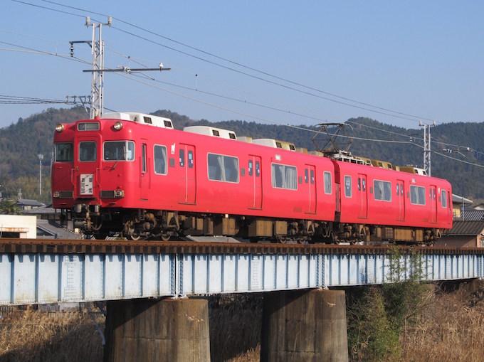 9月24・25日オープン!名鉄広見線で電車を楽しむ遊園地「御嵩あかでんランド」 - Meitetsu Hiromi Line 6000 series 2