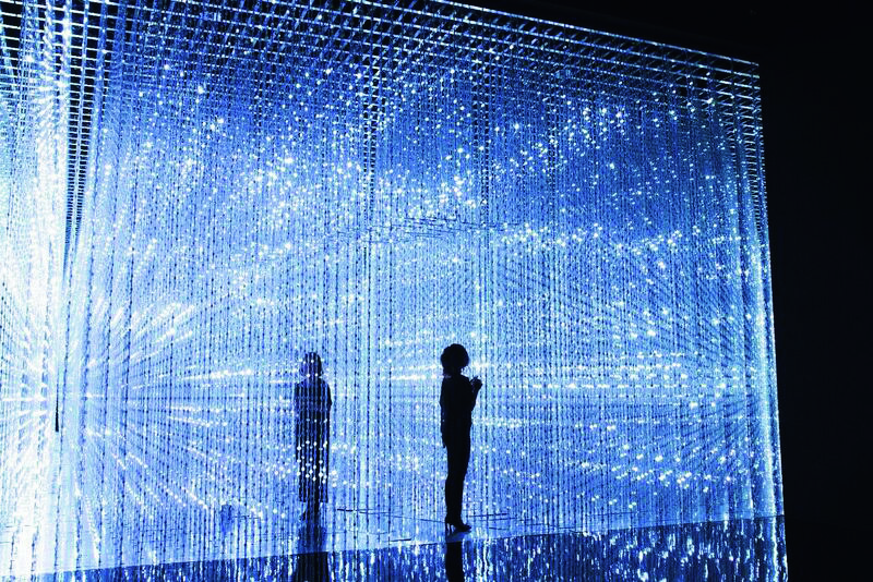 【11月12日から】名古屋初開催!チームラボ企画展が、名古屋市科学館で始まる!