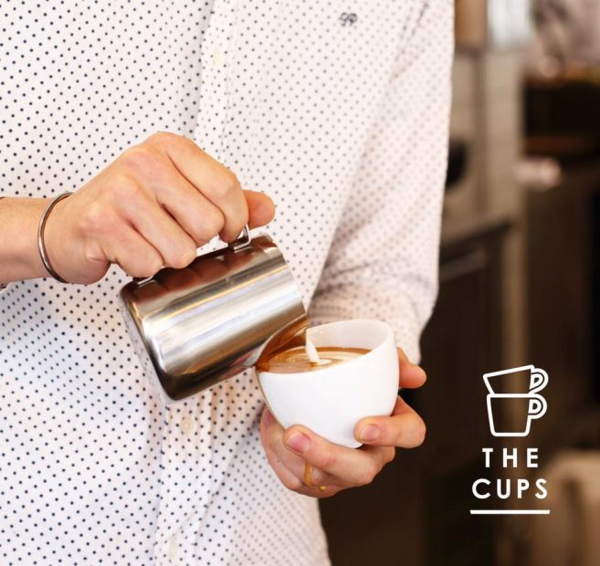 「THE CUPS」が「GOLPIE COFFEE」の珈琲を至極のラテアートに - 14142052 1782011645410700 5170693182776223136 n 657x620