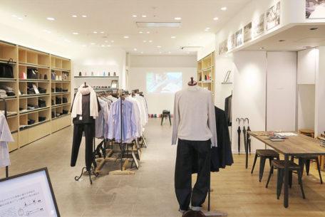 物語を身に付ける。ファッションブランド、ファクトリエ星ヶ丘テラス店がオープン!