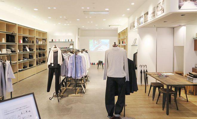 物語を身に付ける。ファッションブランド、ファクトリエ星ヶ丘テラス店がオープン! - 22 660x400