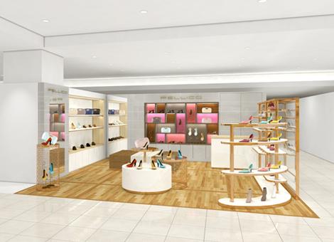 10月12日から売場面積が3割拡大!タカシマヤの婦人靴売り場がリニューアル - 23470694b8708631acc89e65ede1f3da