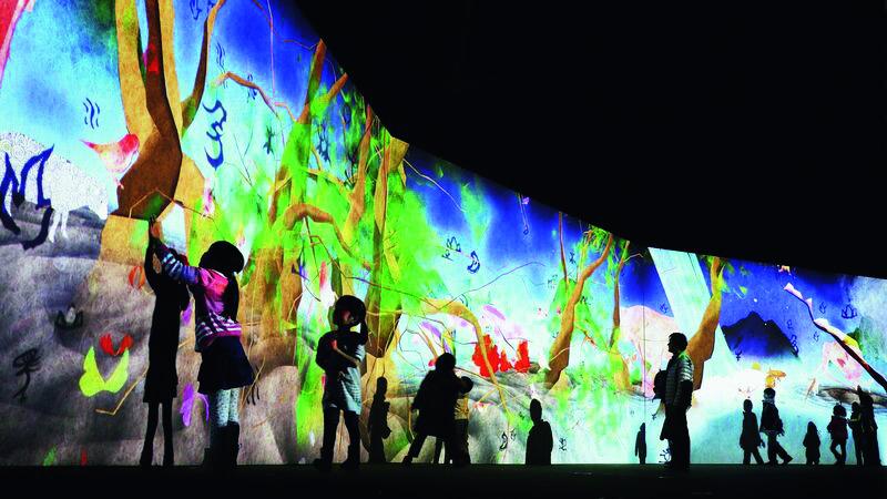【11月12日から】名古屋初開催!チームラボ企画展が、名古屋市科学館で始まる! - 496e4324a9bda7bc80f159a9ef36d1e4
