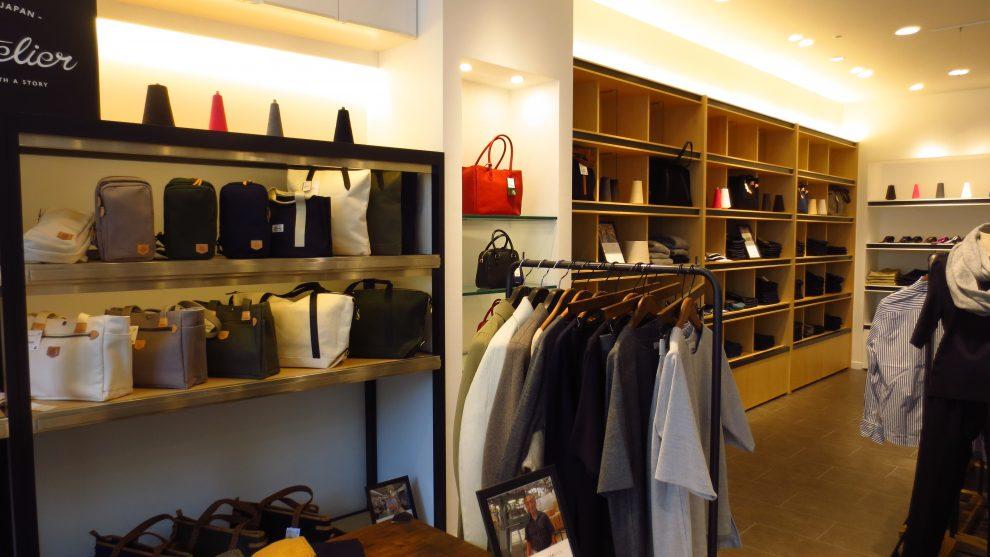 物語を身に付ける。ファッションブランド、ファクトリエ星ヶ丘テラス店がオープン! - IMG 1617 990x557