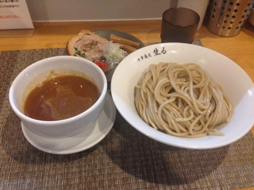 名古屋で濃厚な塩ラーメンやつけ麺を食べたい人におすすめ!「中華蕎麦 生る」 - S  32219152 827x620
