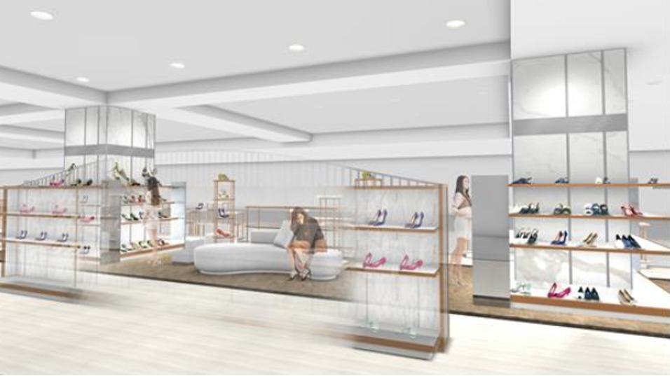 10月12日から売場面積が3割拡大!タカシマヤの婦人靴売り場がリニューアル - c0b9ba6cc70fb0762c95a784cc419a56