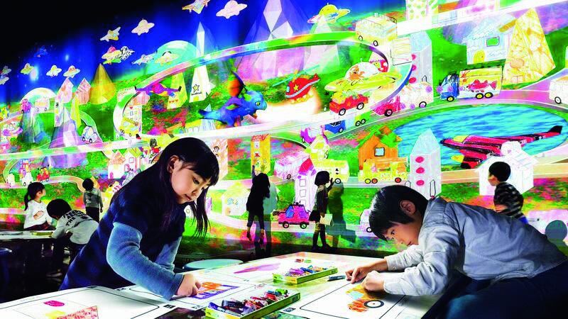 【11月12日から】名古屋初開催!チームラボ企画展が、名古屋市科学館で始まる! - cd2577b6f487fe761b817b890e967498