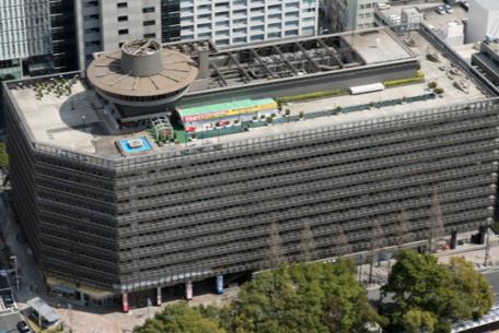 「中日ビル」の閉館&新ビルへの建て替えが決定!栄地区の再開発ラッシュに注目