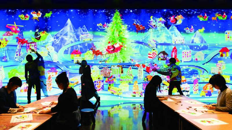 【11月12日から】名古屋初開催!チームラボ企画展が、名古屋市科学館で始まる! - f919109fdeaad78fe4804caafe55b5c6