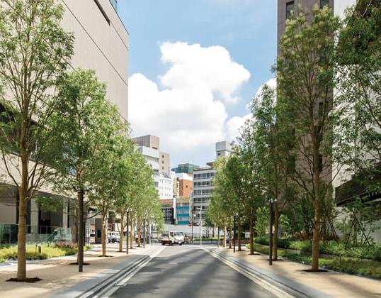 名古屋駅直結!シンフォニー豊田ビルに新専門グルメ街「メグルメガーデン」オープン