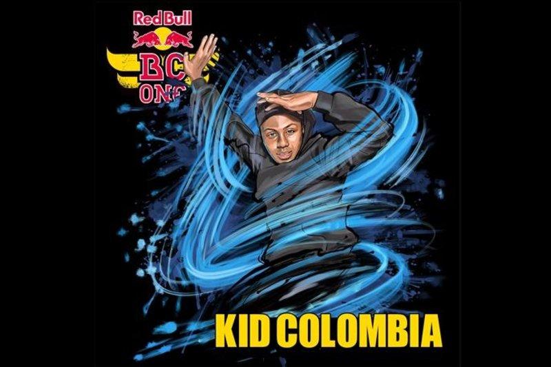 名古屋初開催!世界最高峰のブレイクダンスバトル「RedBull BC One」 - 05 kid columbia
